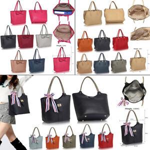 Bow Tie Shoulder Tote Handbags