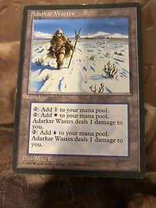 Adarkar-Wastes-Ice-Age-MTG-Magic-the-Gathering