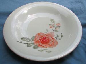 Rare-Rose-Design-Edelstein-of-Bavaria-12-1-4-inch-Serving-Dish-Plate