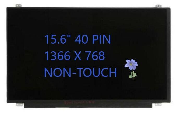 "Samsung LTN156AT30-T01 T01 slim LED LCD 15.6"" WXGA Laptop Di"