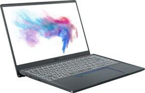 MSI Prestige 14 A10SC-011DC Core™ i7-10710U 16 GB RAM NVIDIA® GeForce® GTX 16...