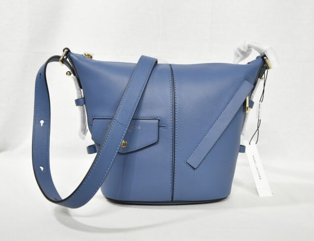 024bbdd3ea01 MARC By Marc Jacobs M0013260 The Mini Sling Leather Convertible  Hobo ShoulderBag
