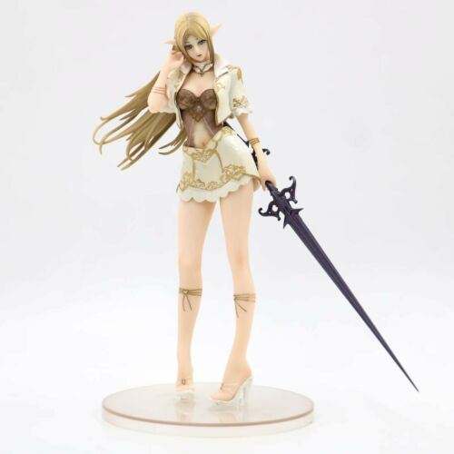 Anime Orchid Seed Lineage II 2 Elf 1//7 Scale Action PVC Figure Status Toy NoBox