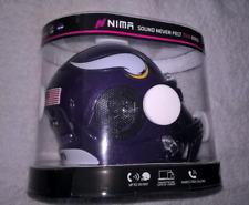 f76d11ab8cf07f item 1 Minnesota Vikings NIMA Bluetooth Speaker Super Mini NFL Football  Helmet Portable -Minnesota Vikings NIMA Bluetooth Speaker Super Mini NFL  Football ...