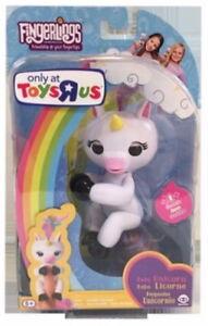 Gigi The Unicorn Fingerlings Pet Baby Monkey Toys R Us
