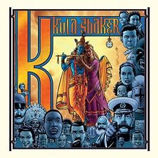 Kula Shaker - K: 20th Anniversary Edition [New Vinyl] Anniversary Edition, UK -