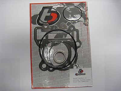 143cc Top End Gaskets for 58-60mm Bore Kits KLX /& DRZ 110 Z125 TBW0306