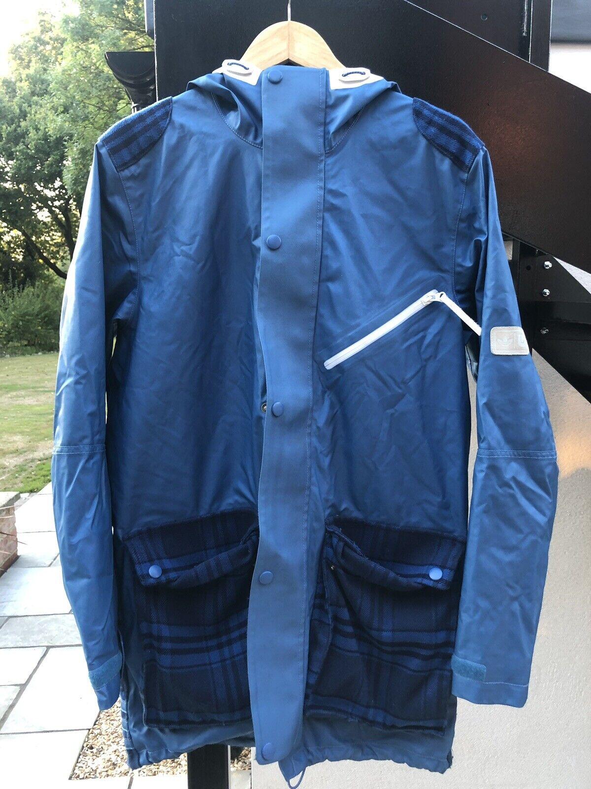 Burton and Adidas Originals, Gluhwein Snowboarding Coat jacket (RARE)