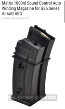 BATTLEAXE Airsoft G36 To 416 Magazine Adapter For Marui Airsoft AEG JG G/&P CA