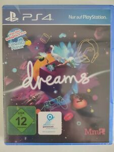NEU OVP Dreams -- Standard Edition (Sony PlayStation  PS4  2020)