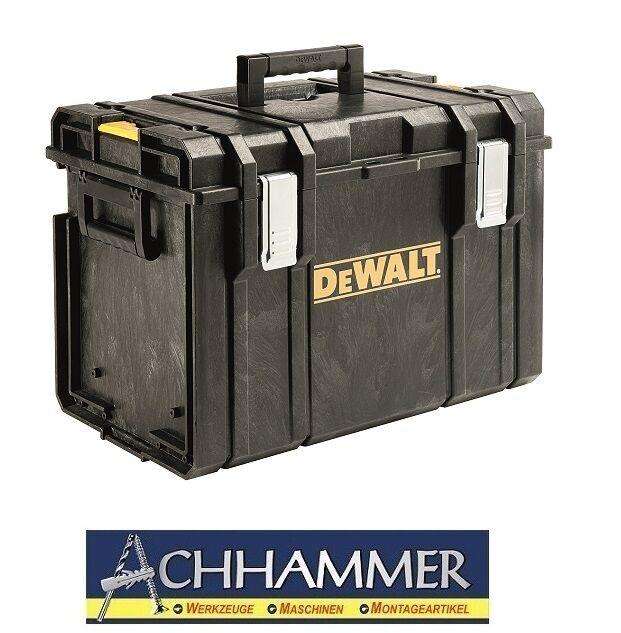 Dewalt Dewalt Dewalt TOUGHSYSTEM  1-70-323 DS400 Werkzeugbox und Organizer 27a6b1