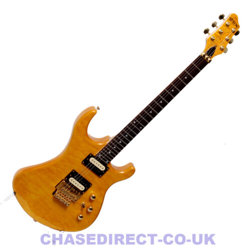 Shine SI501 Super Strat Electric Guitar Floyd Rose Tremolo RRP £299 Now £109