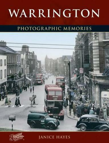 1 of 1 - Warrington: Photographic Memories by Hayes, Janice | Paperback Book | 9781859375