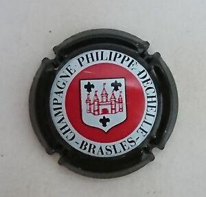 capsule champagne DECHELLE philippe n°1 contour noir fond blanc cassé oiwTuj7A-09094341-371496176