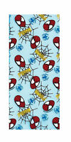 spider man theme party supplies treat bags with twist ties 16 ct 4 x 9.5 inches