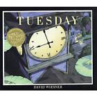 Tuesday by David Wiesner (Hardback)