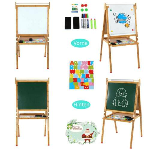 Kindertafel Standtafel Schreibtafel Doppelseitiges Zeichenbrett Kindermalbrett