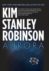Aurora-Robinson-Kim-Stanley-Very-Good-condition-Book