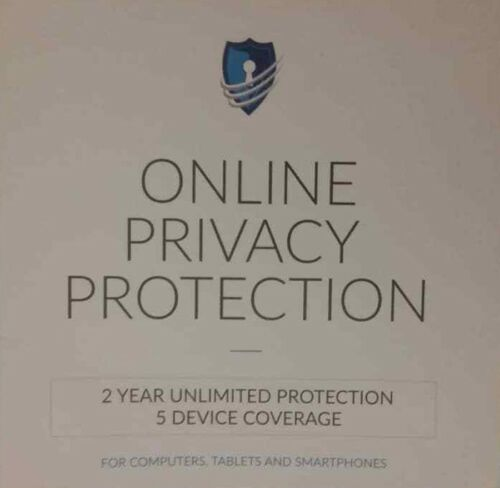VPN SurfEasy Online Privacy /& Protection for upto 5 Devices 2 years protection