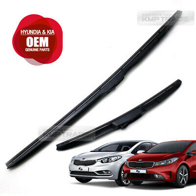 KIA PRO CEE serait Hybride 2013-ON FRONT WIPER BLADES 26/'/'14/'/'H NOUVEAU Set of2