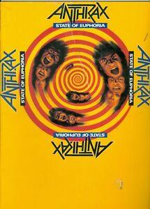 Antisocial Anthrax