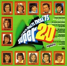 Super 20 Neu '75 Rex Gildo, Michael Holm, Maggie Mae, Frank Zander.. [LP]