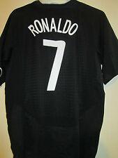 Manchester United 2004-2005 Ronaldo Away Football Shirt medium /39731
