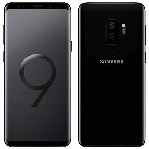 NEW Samsung Galaxy S9+ PLUS 64GB G965U Factory Unlocked GSM+CDMA Smartphone