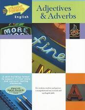 Adjectives & Adverbs GP035 Straight Forward English Series