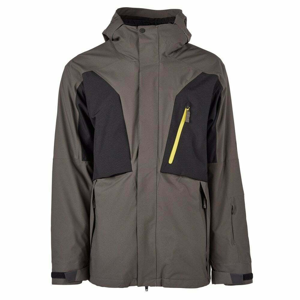 Bonfire Firma Stretch 3-In-1 Jacket 2020 Charcoal M