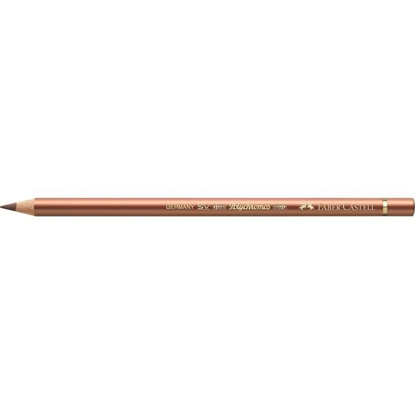 Faber-Castell Polychromos #252 Copper - Colored Pencil