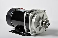 500w 24 V Dc Electric Motor F Quad Trike Go Kart Diy Zy1020zxf Gear Reduction