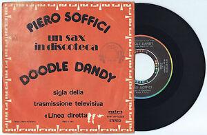 7-034-PIERO-SOFFICI-Doodle-dandy-RiFi-77-Italian-lounge-bossa-library-sigle-tv-EX