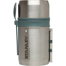 Stanley Mountain Vacuum Food System Outdoor Camp Cook Storage, 591ml, Stainless