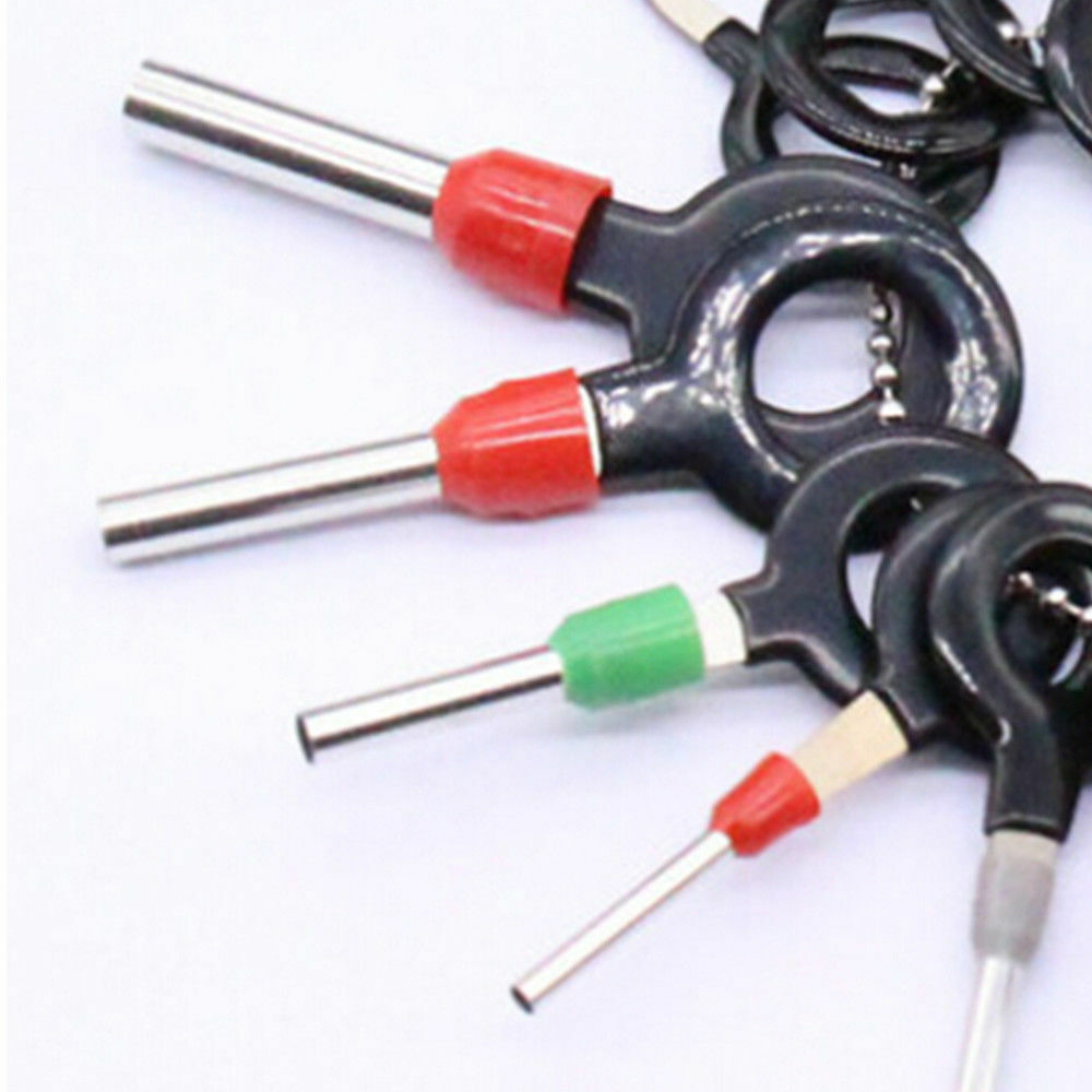 Strange 18X Car Wire Harness Plug Terminal Extraction Pick Connector Pin Wiring Digital Resources Indicompassionincorg
