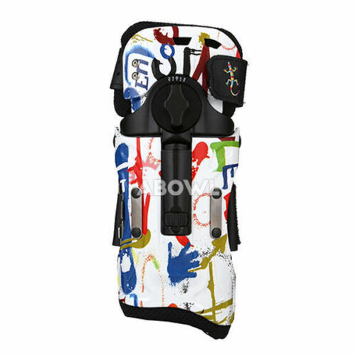 REV Changer Premium GRAPHIC SCORPION RIGHT Hand Bowling Wrist Support/_ig