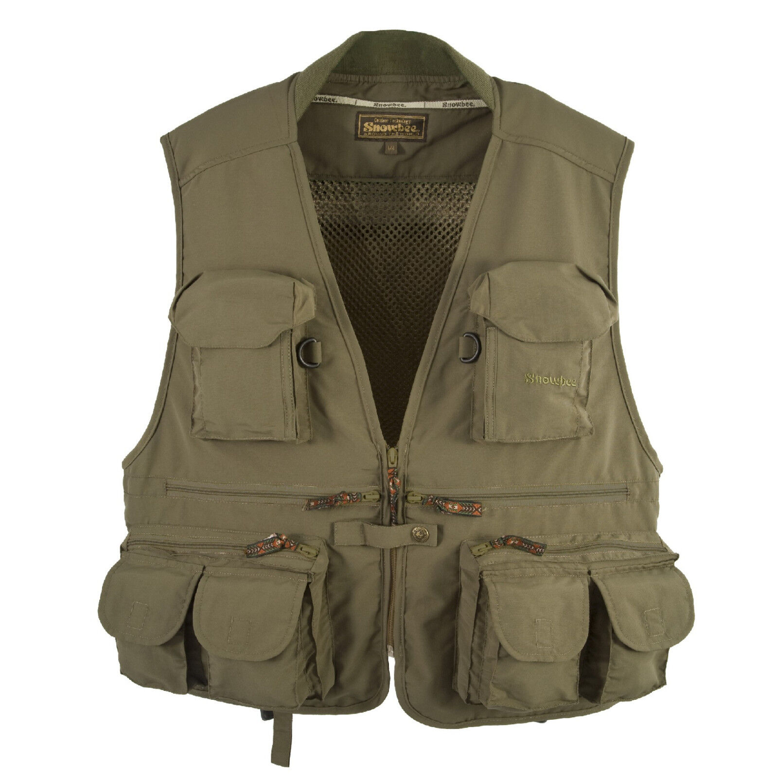 Snowbee Classic  Fly Vest - Large 42 -44   factory outlet