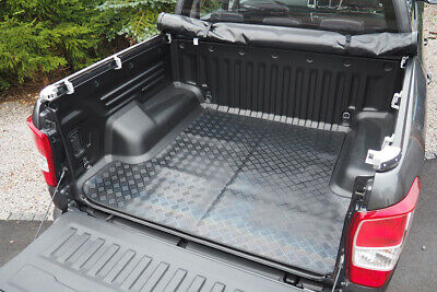Pickup Truck Bed Tailgate Mat Cargo Liner// Protector Thick Heavy Duty Rubber