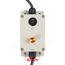 New 110v220v Ac Vibration Motor Governor Variable Speed Controller Switch