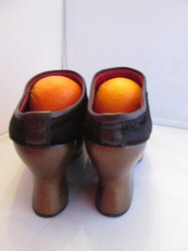 Zapatos de confiscar talla 37 para potro cuero Kenzo Mules rr7nxwfOq