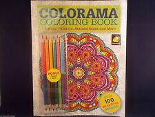 Colorama Coloring Book As Seen On Tv Brand New Free Shipping