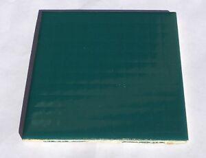 Image Is Loading Teal Green 4x4 Vintage Ceramic Tile 039 Mid