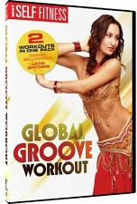 Global Groove Workout: Cardio Bellydance/Latin Rhythms DVD Region 1