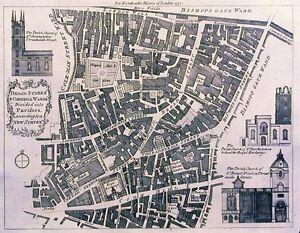 Antique-map-Broad-Street-amp-Cornhill-Wards