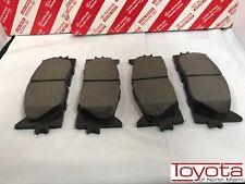 Toyota Camry 2007-2018 Front Ceramic Brake Pads Genuine OEM 04465-AZ116