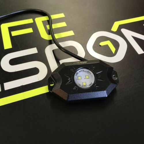 Cabina Led Luz Interior Reposapiés Paso Bota escena de búsqueda de luz VD-ML01 Dual 12v