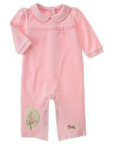 NWT Gymboree Baby Girl Bubble Romper Pants Overall Jumper NEW