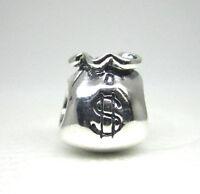 Authentic Pandora 790332 Money Bags Bead