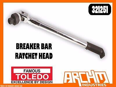 "New 3//8/"" Driver 72 Teeth Rotor Flex Head Ratchet Chrome Handle 230mm No.383363"
