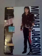 Tour Programme Michael Jackson Bad tour programme 1988